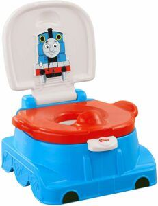 Thomas the Tank engine potty