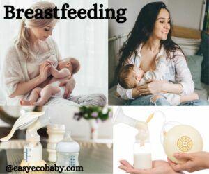 Breastfeeding.  Breastfeeding vs Bottle Feeding