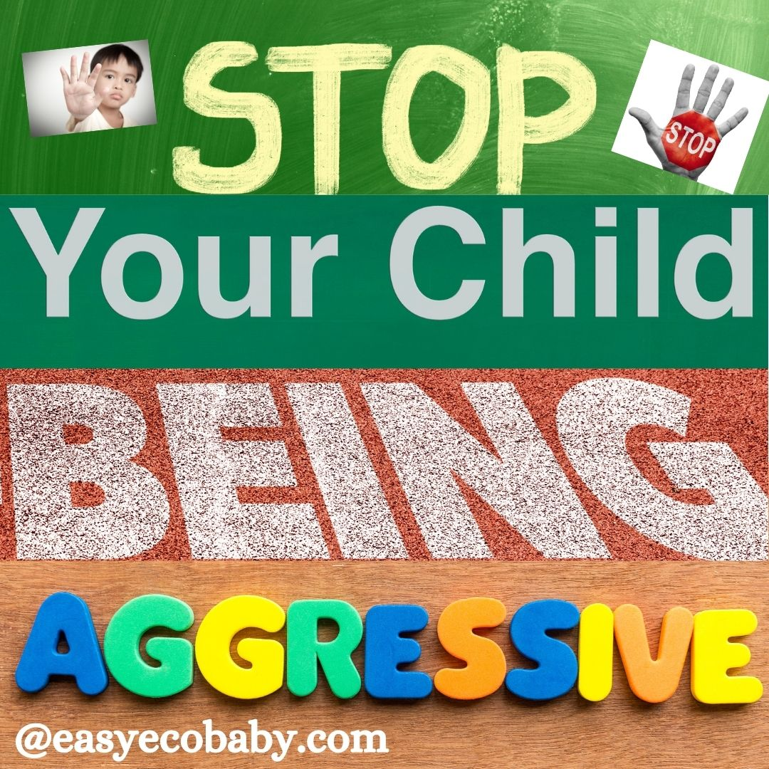 How to stop you child being aggressive