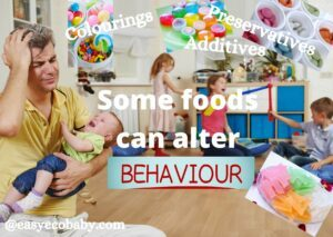 food can alter behaviour. How to stop your child being aggressive